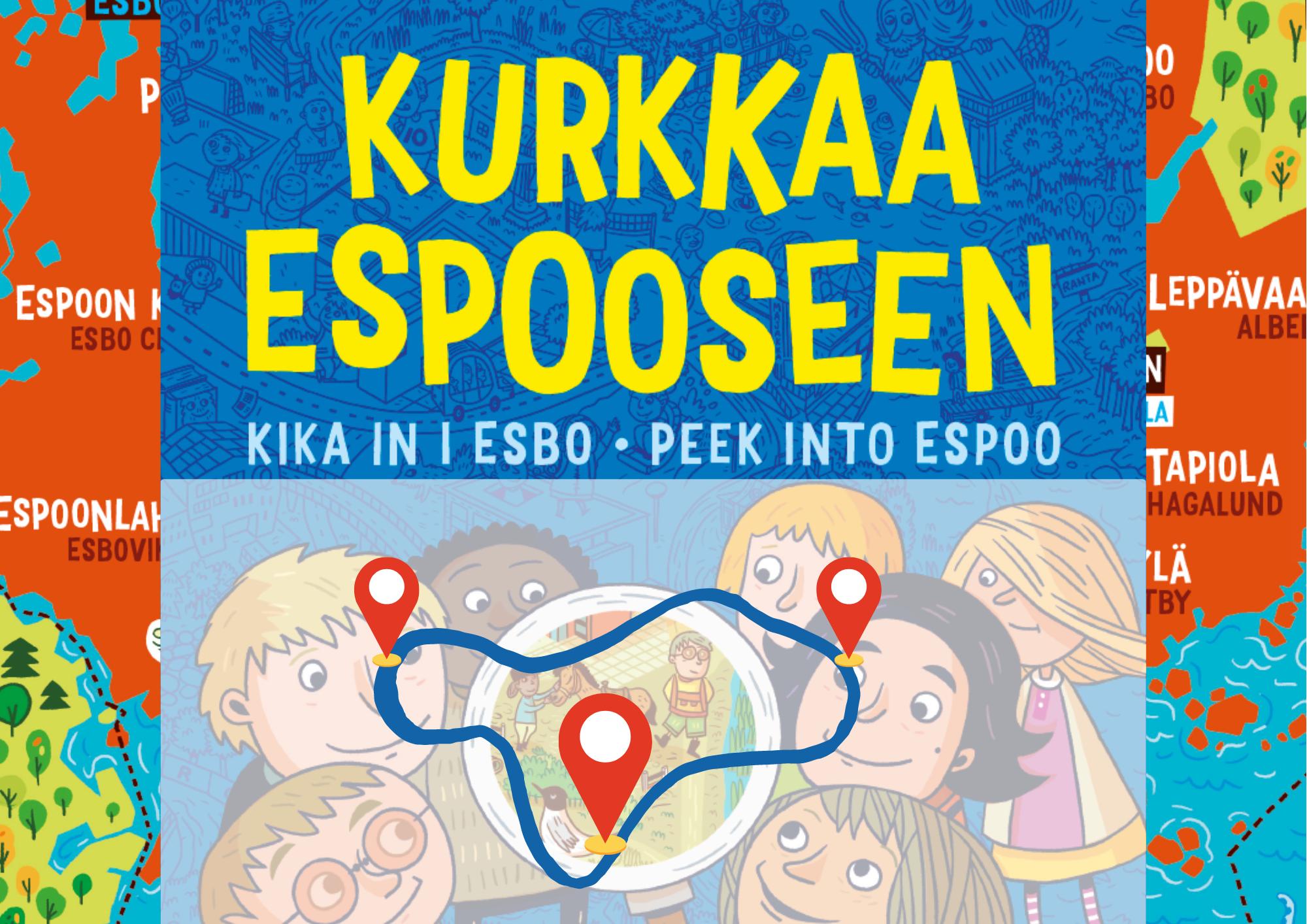 Peek into Espoo Routes