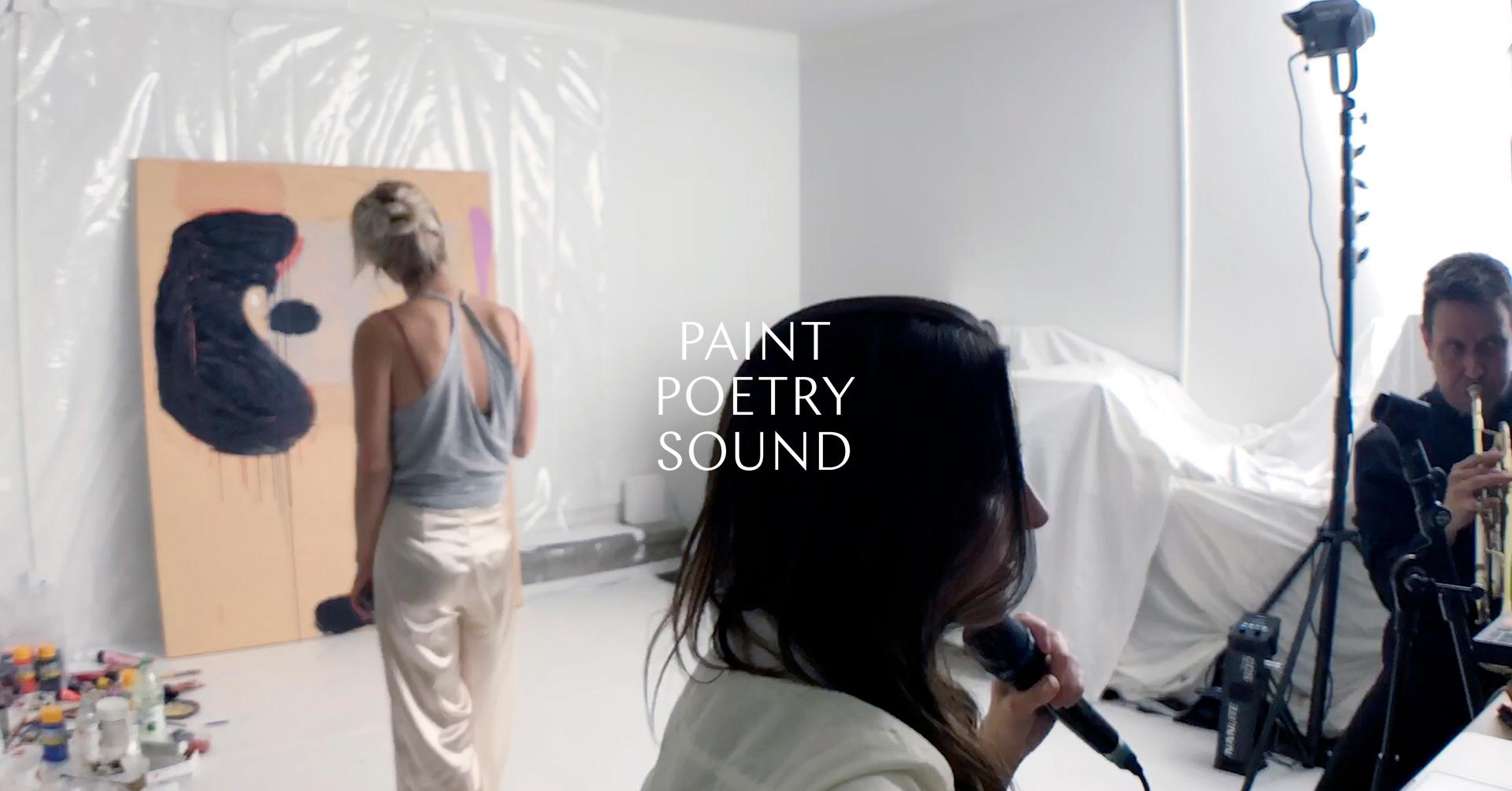 Paint Poetry Sound // Espoo-päivä 2021