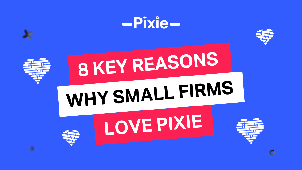 small accounting firms love Pixie