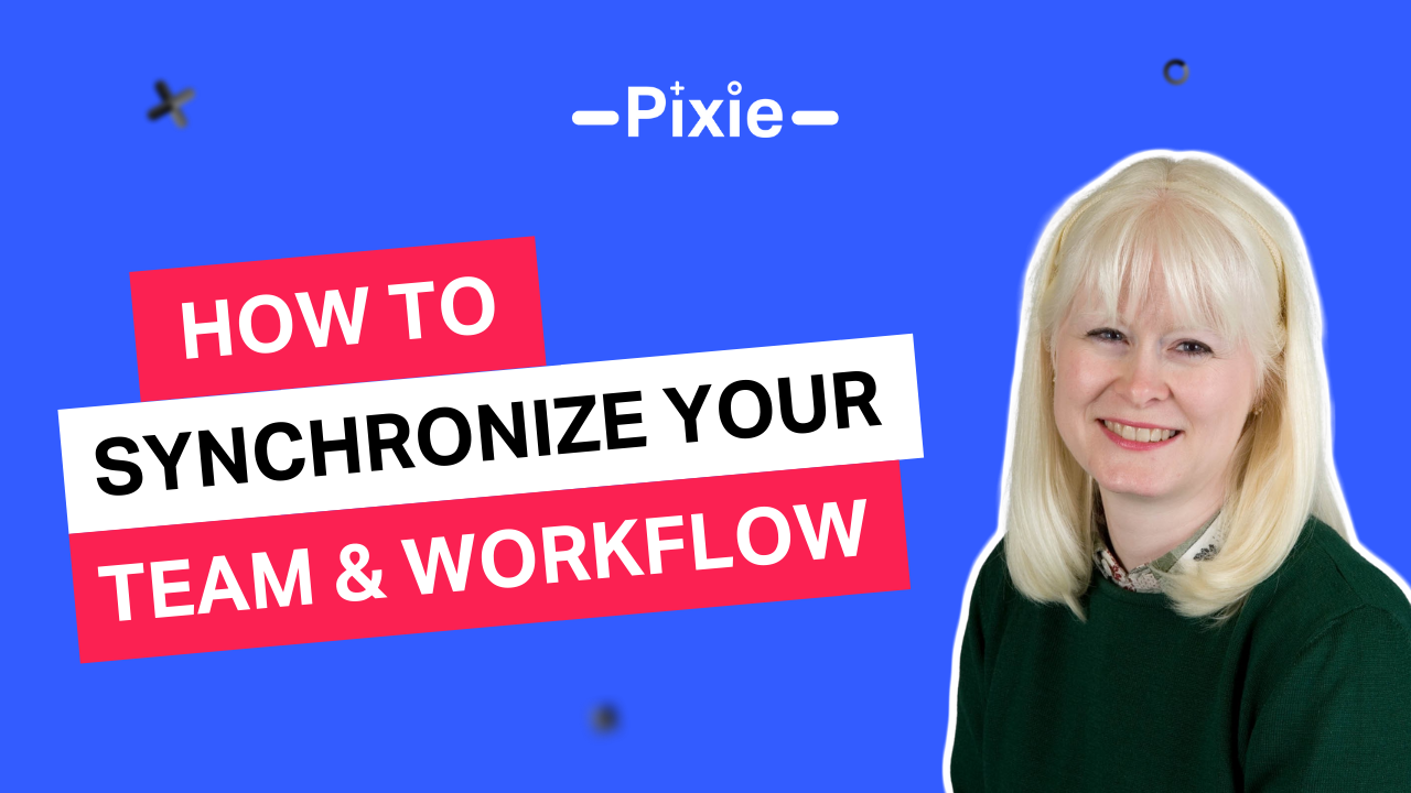 sychronize your bookkeeping team and workflow