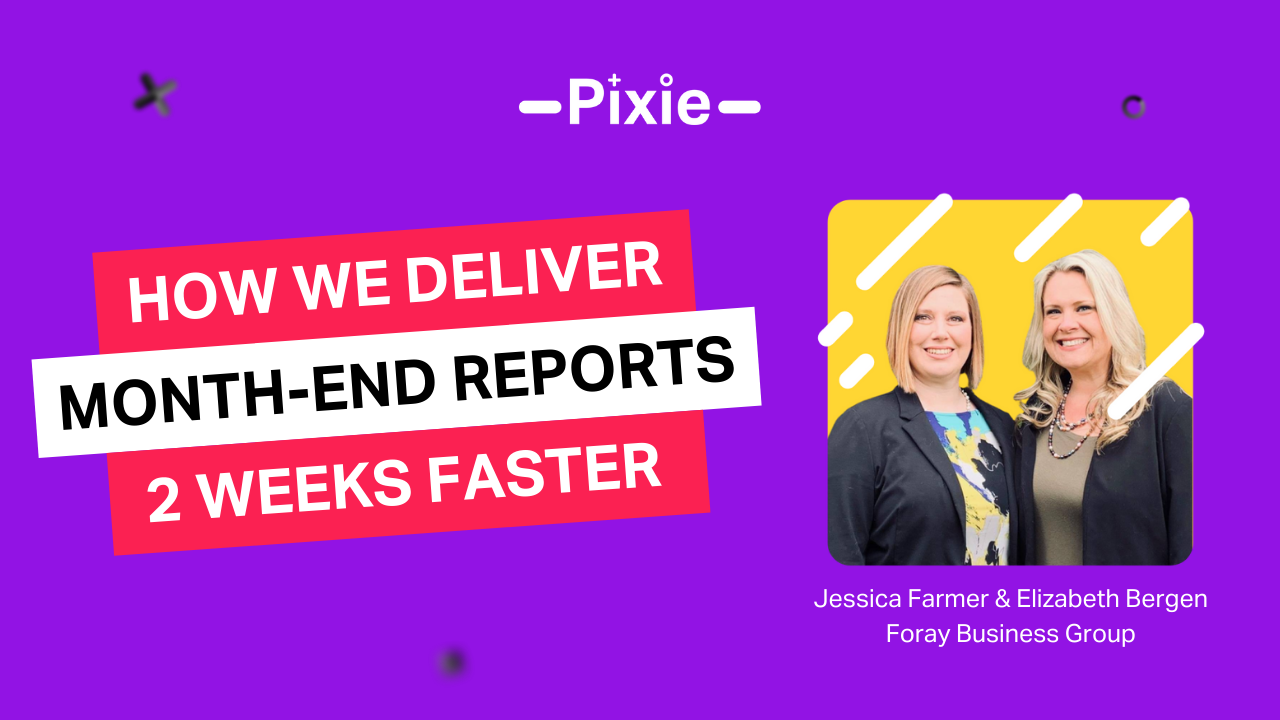 Foray business group - Pixie case study