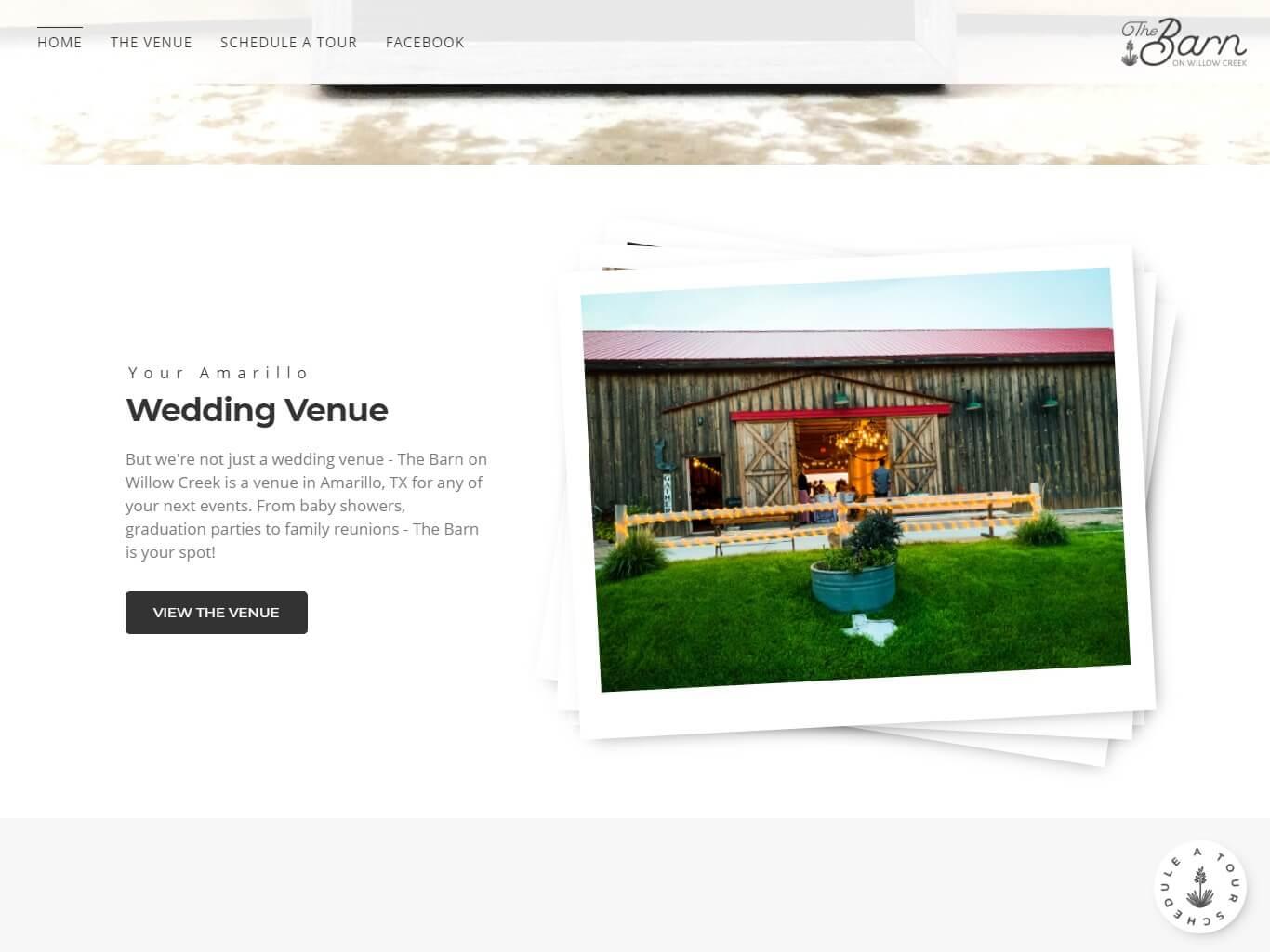 The Barn on Willow Creek intro screenshot