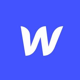 Webflow logo icon