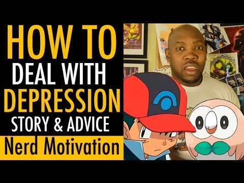 A Youtube thumbnail of a person, two Pokemon illustrations and the video title