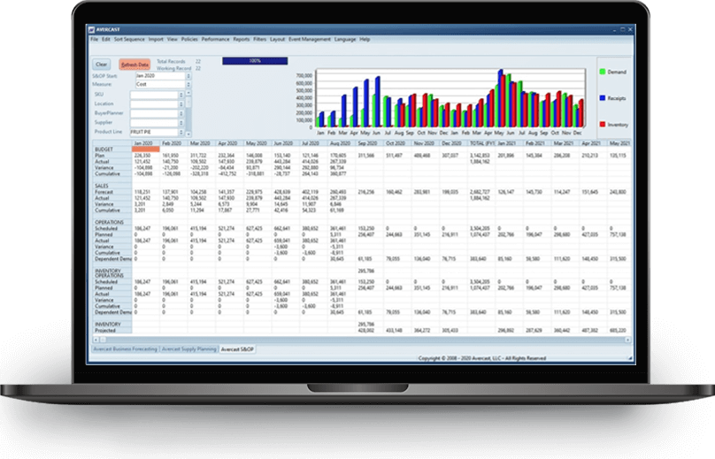 demand planning software