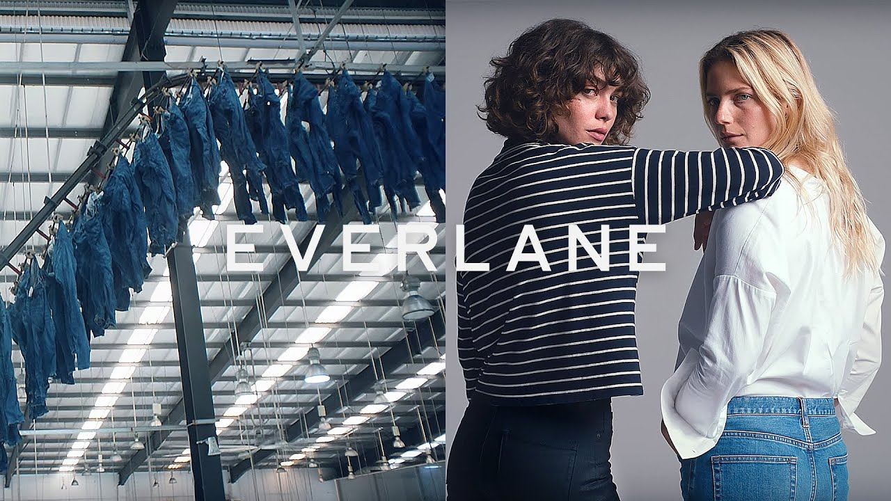 How We're Changing The Denim Industry | Ethical Fashion | Everlane - YouTube