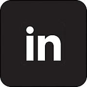 LinkedIn large white favicon