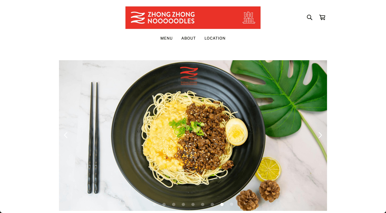 Zhongzhong Noodles