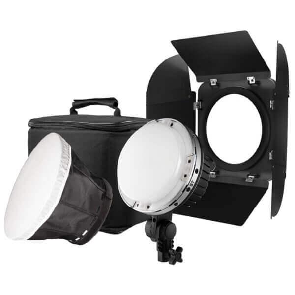 Solix Bi-Color 1-Light Compact Kit