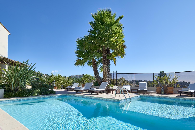 piscine hotel la grande bastide