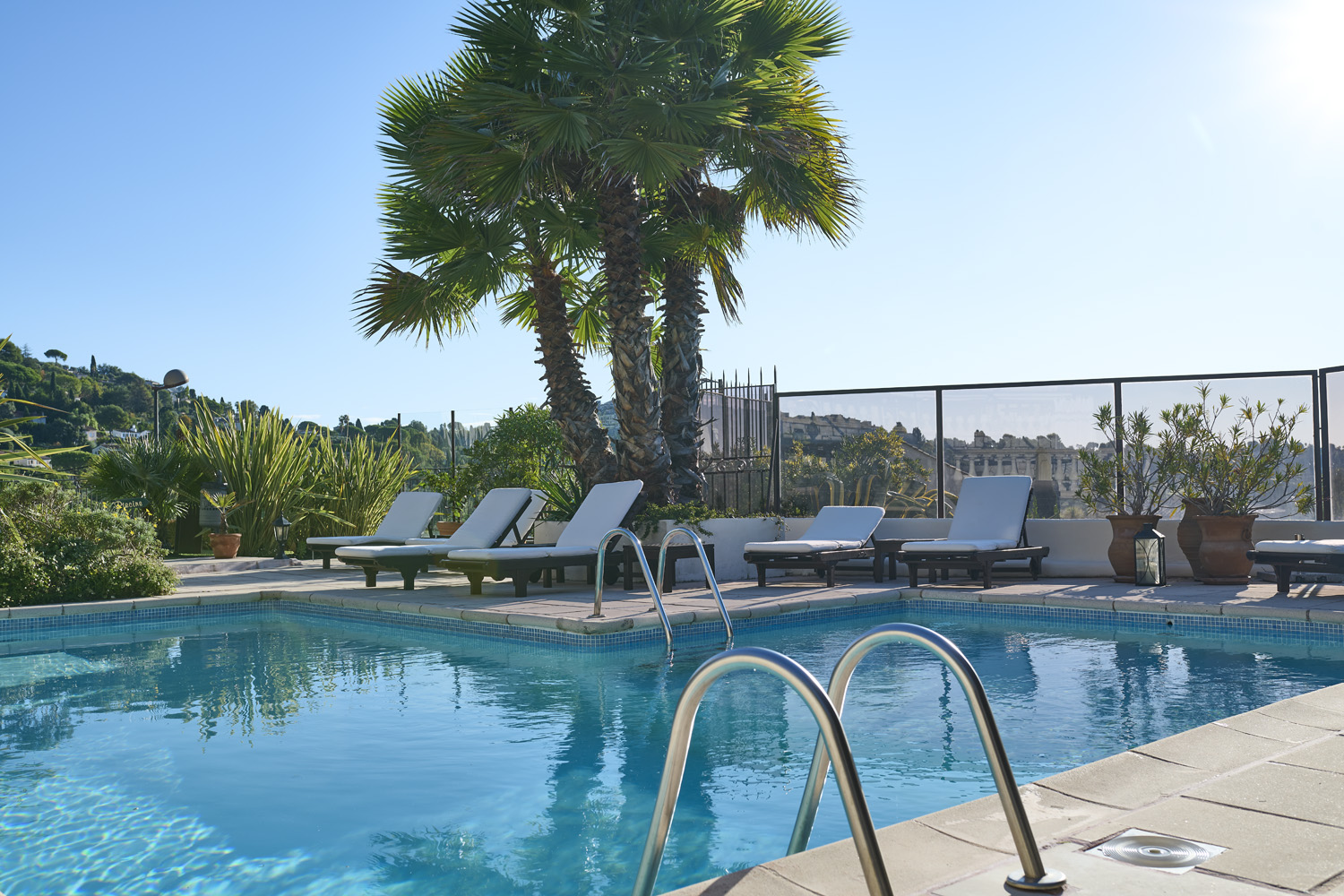 piscine hotel la grand bastide st paul