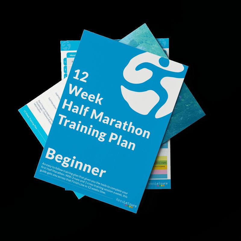 12 weeks training plan Beginner Image