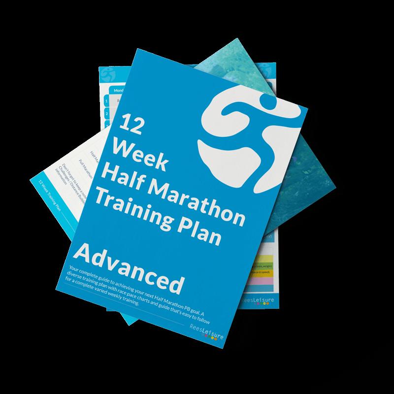 12 weeks training plan advanced Image