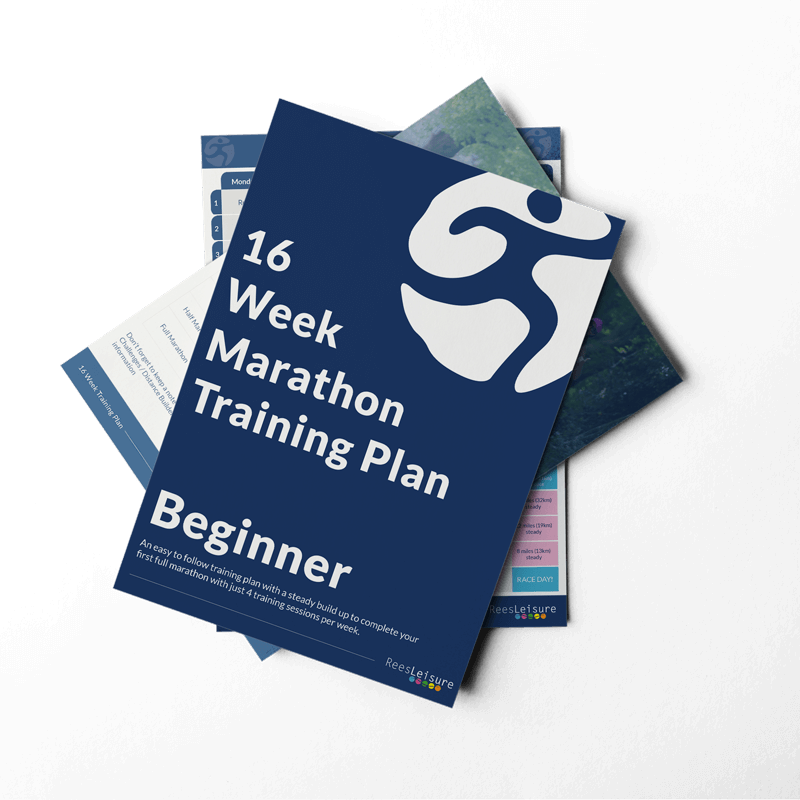 16 weeks training plan Beginner Image