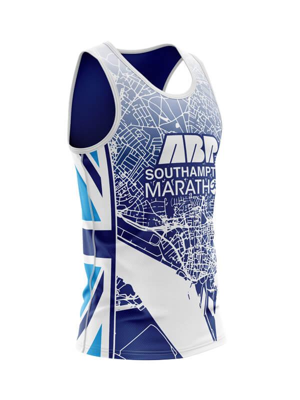 ABP Running training vest Blue