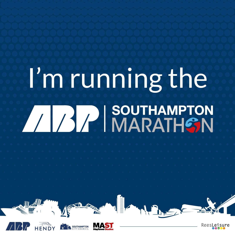 I'm Running Southampton Marathon