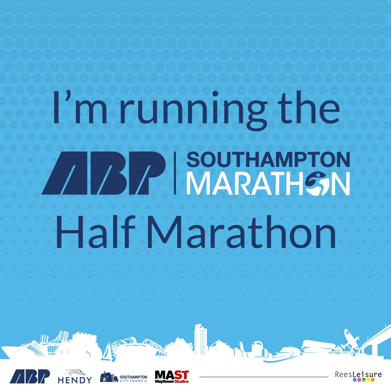I'm Running Southampton half marathon