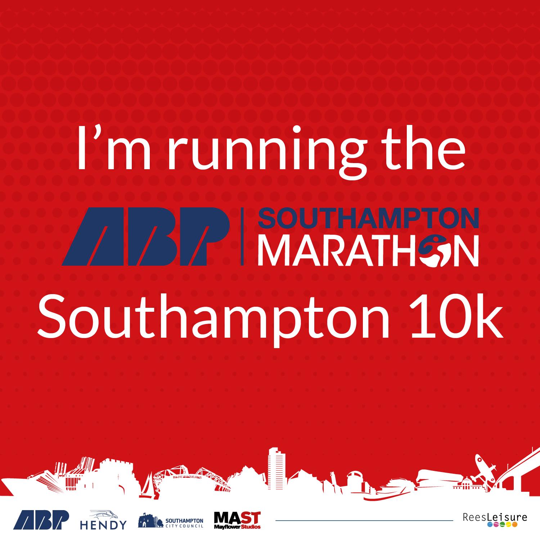 I'm Running Southampton 10k