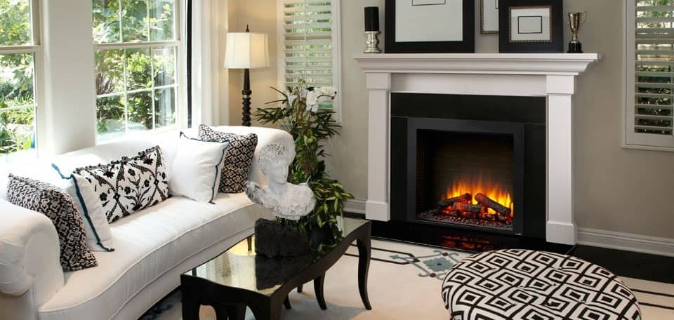 Simplifire Build Fireplace in living room