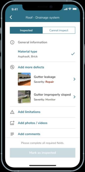 Inspectify App