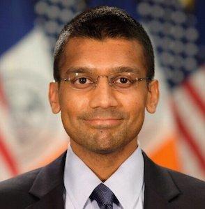 Dr. Dave A. Chokshi