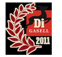 Di Gasell Logotyp