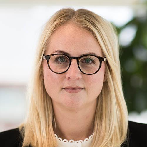 Hanna Nilsson - Jurist på Nordbro AB