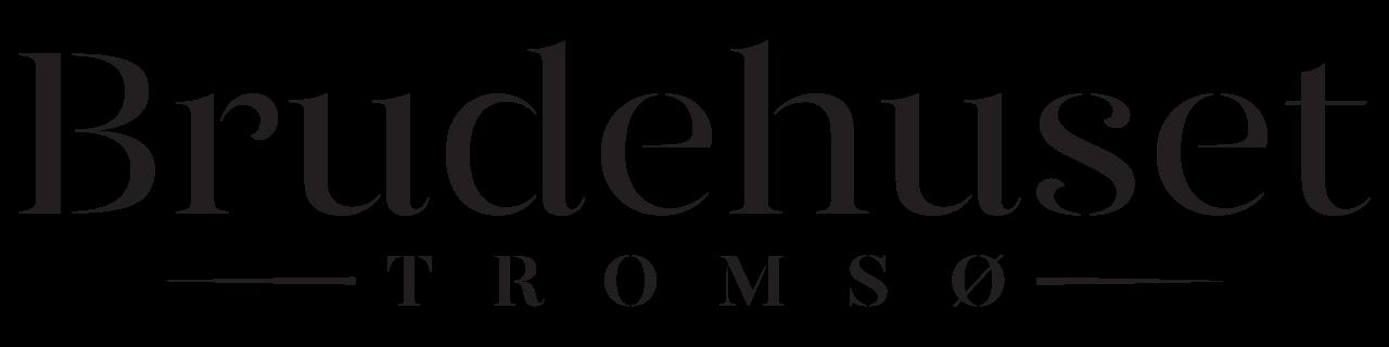 Brudehuset logo sort