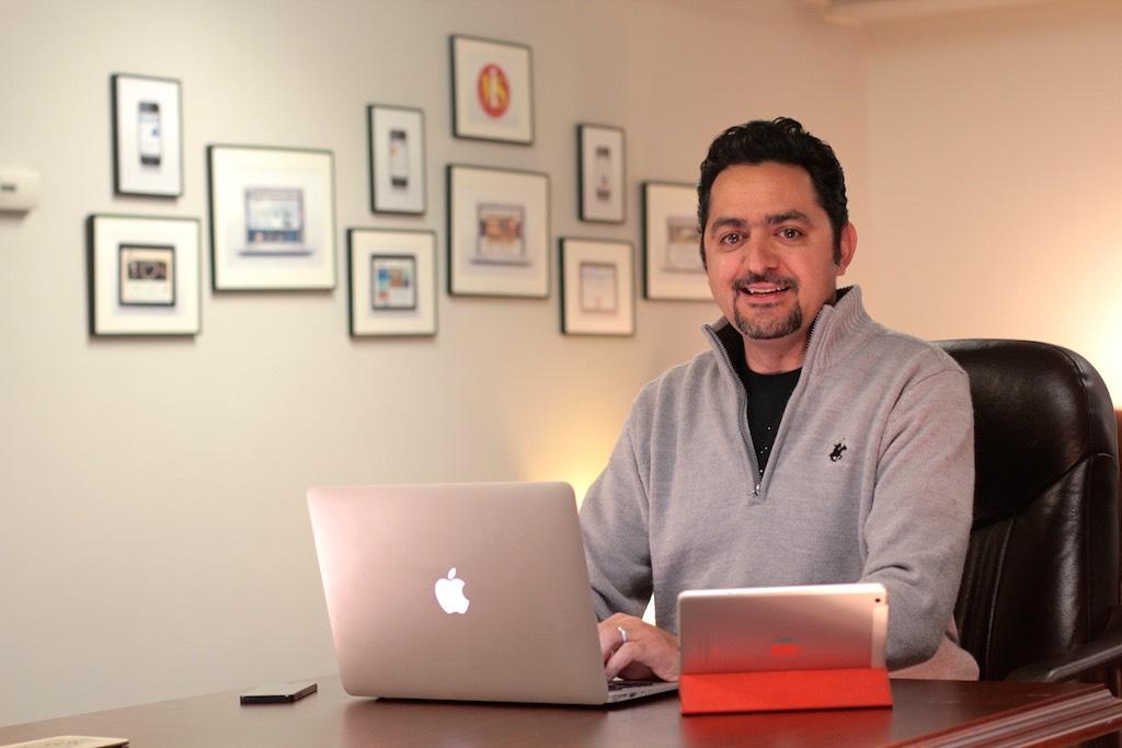 Karim Ardalan, founder of MIS, Inc.