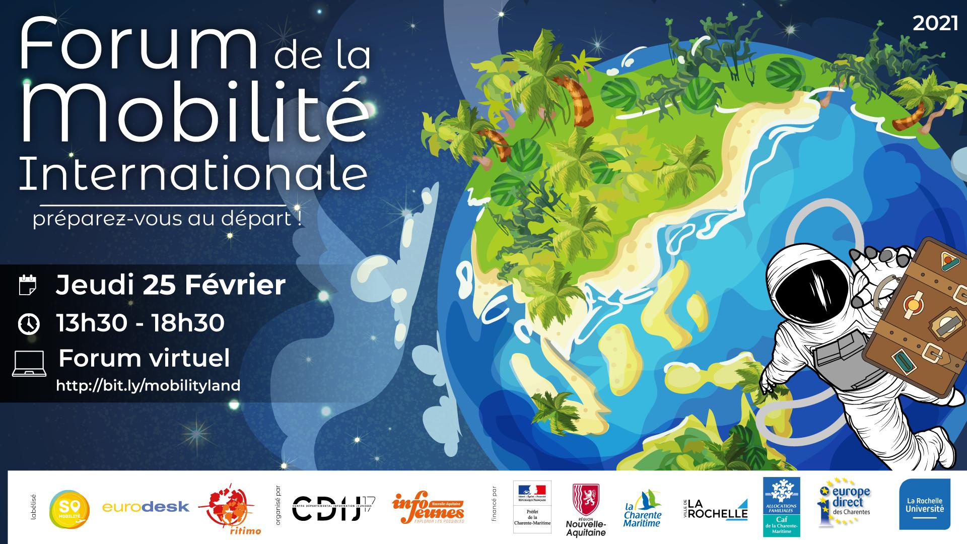 Forum Mobilité Internationale