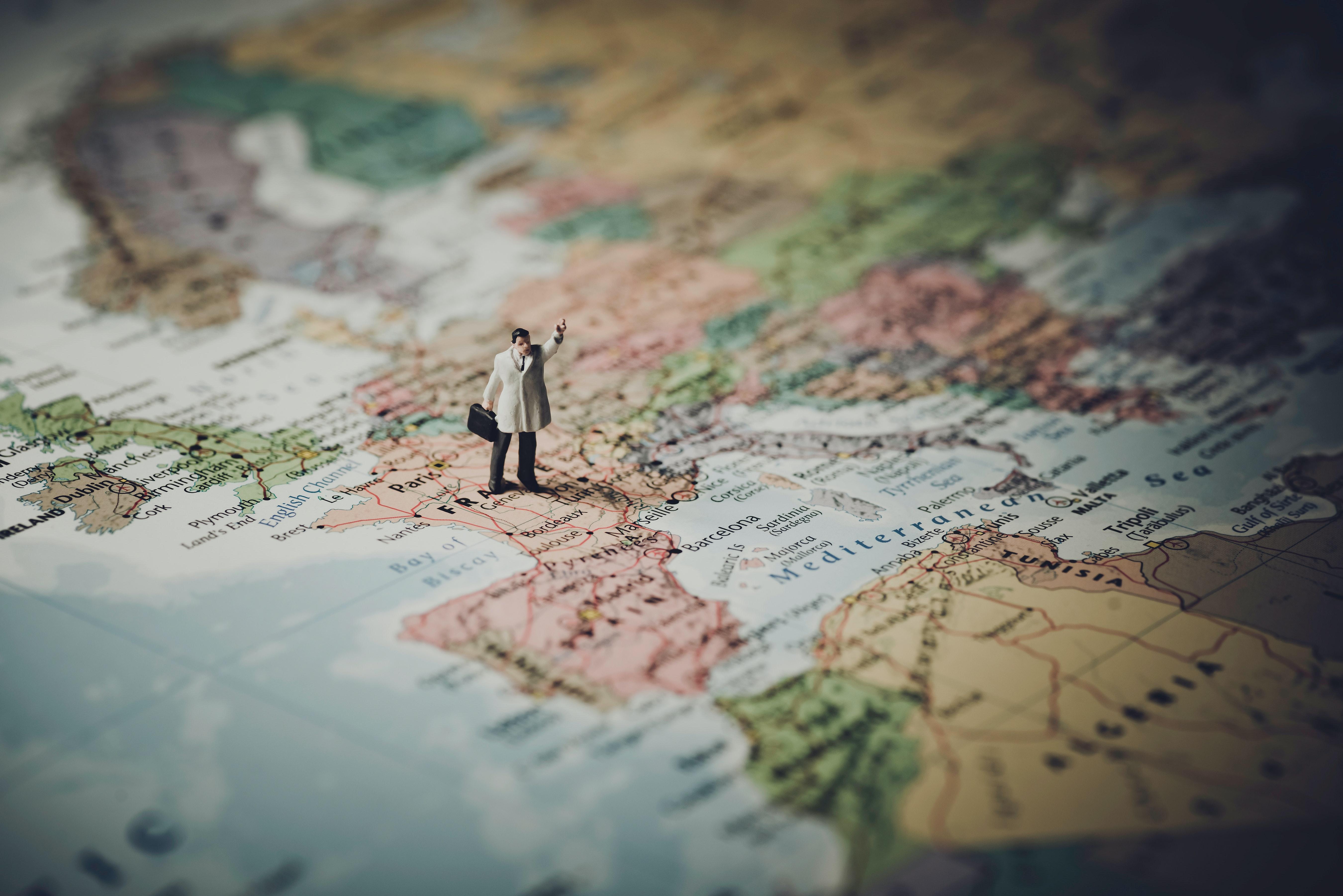 Trouvez votre emploi à l'étranger !