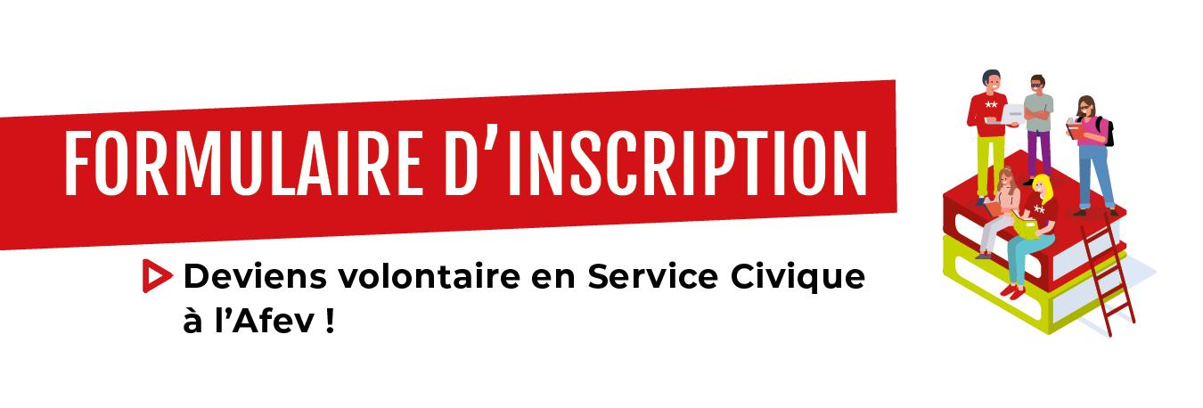 L'AFEV recrute des services civiques !