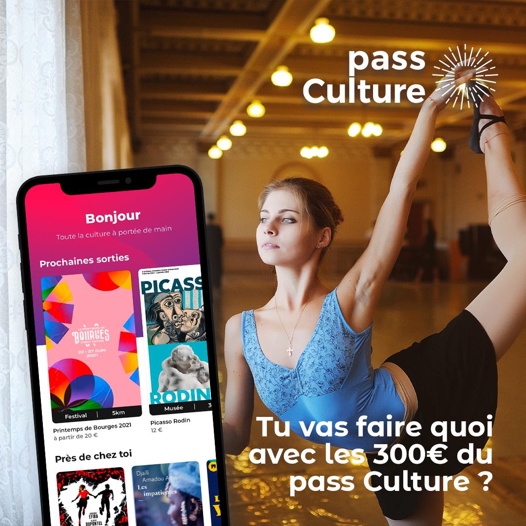 Le Pass Culture du ministère