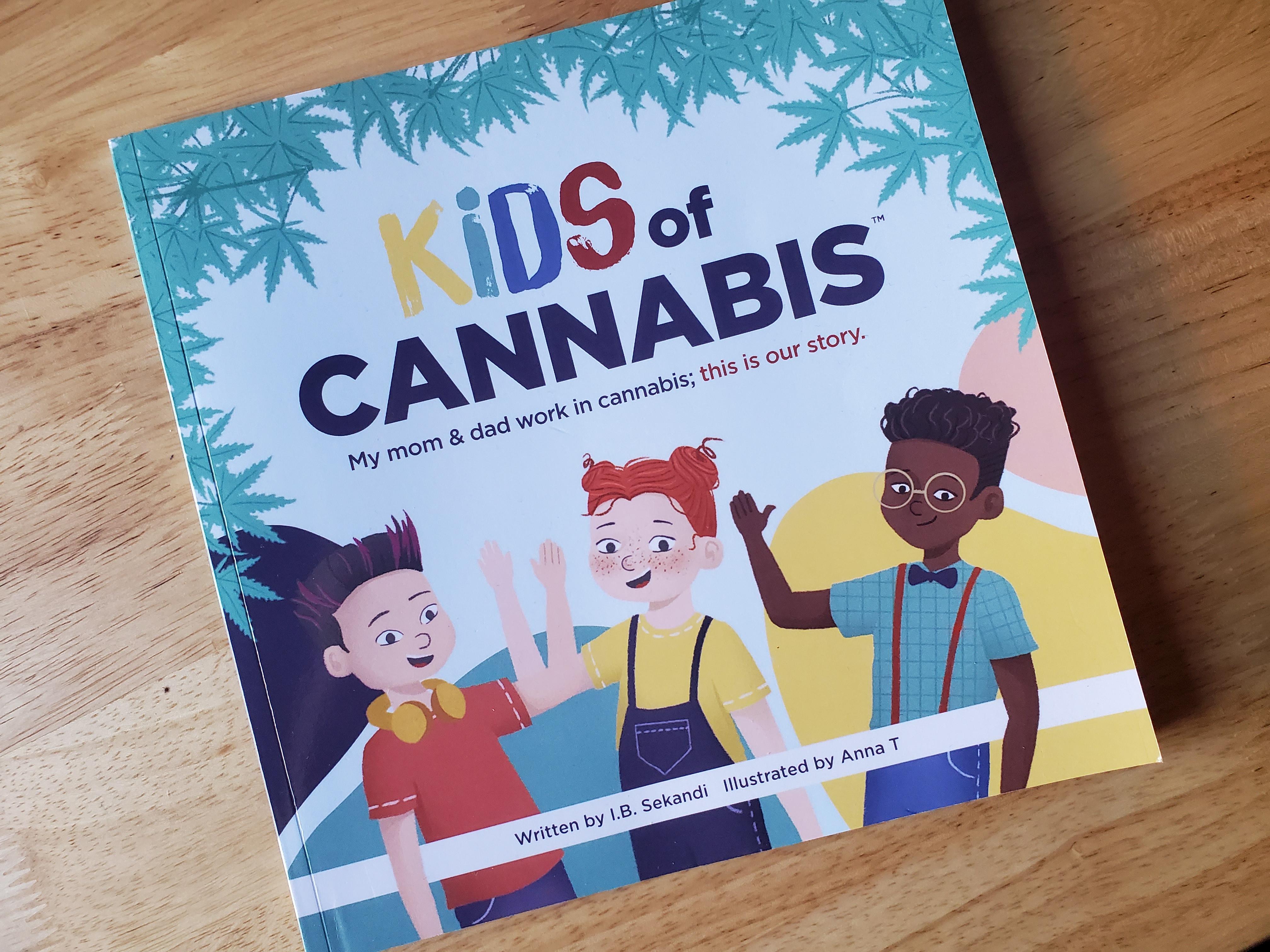 Review: I.B. Sekandi's Kids of Cannabis
