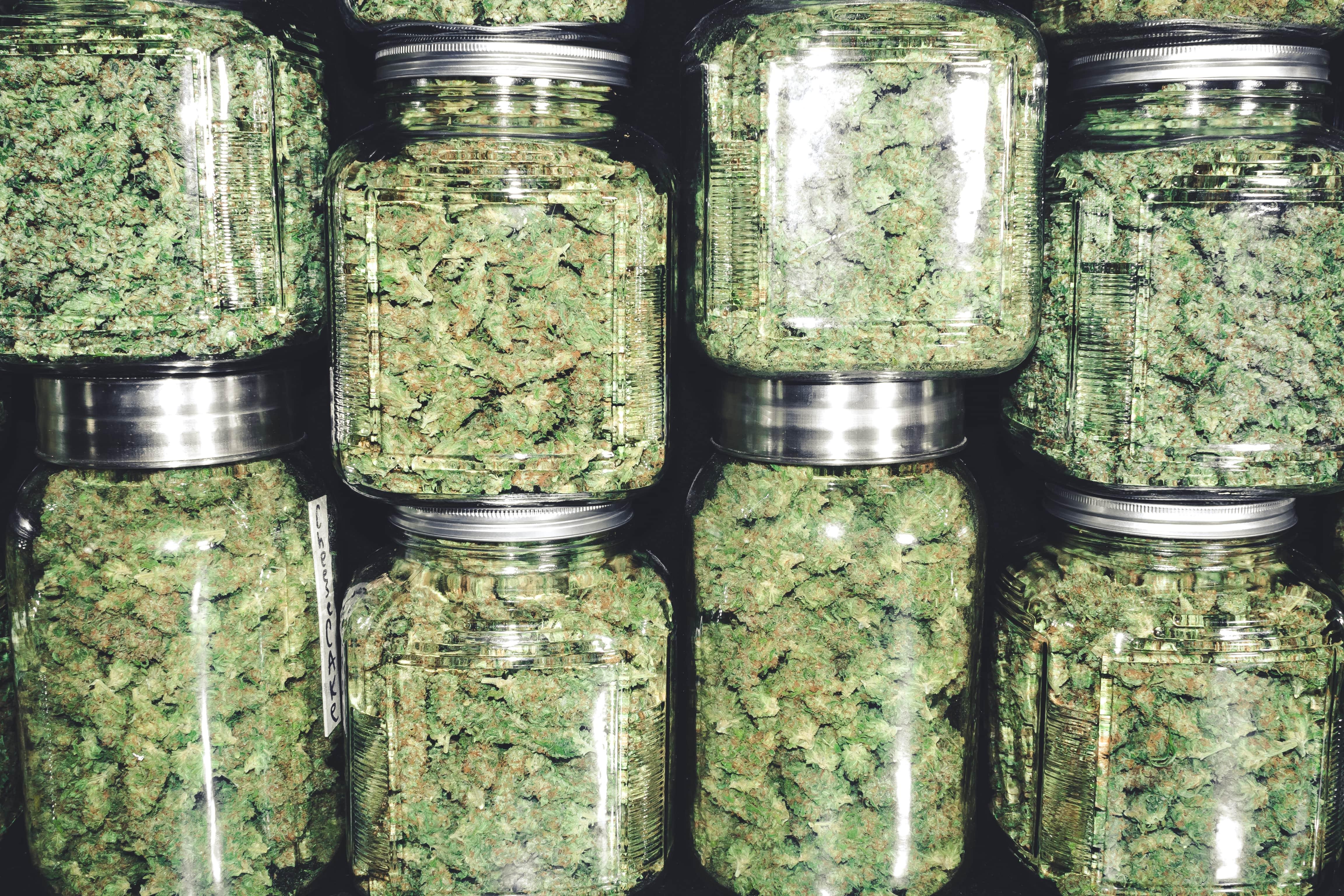 Cannabis wholesale