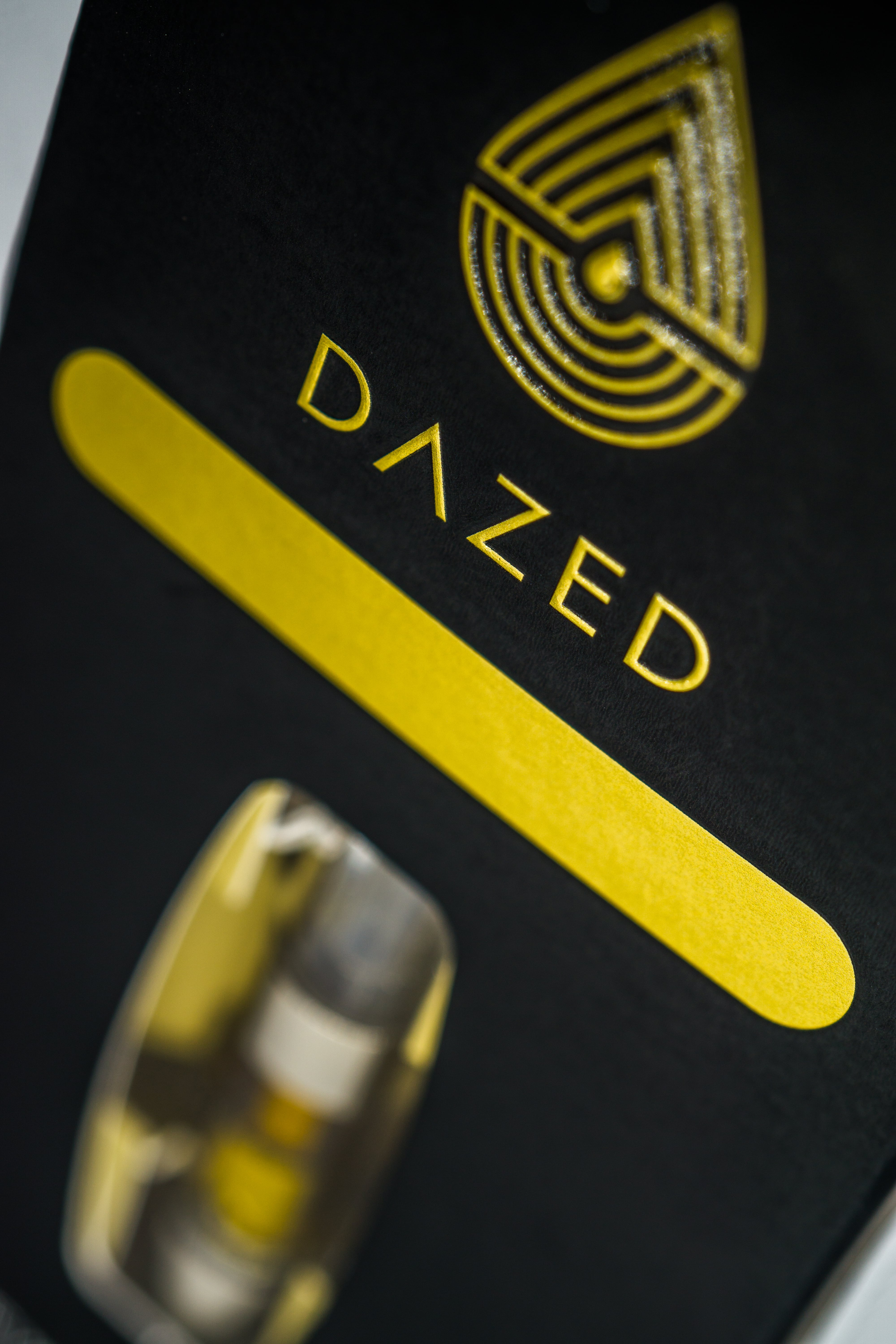 Dazed concentrate packaging