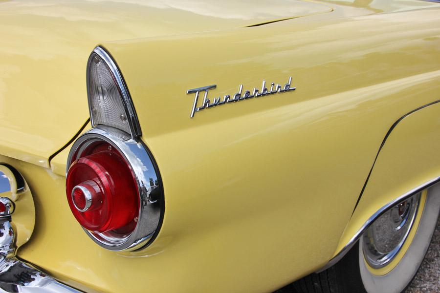 Thunderbird Car