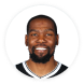 A portrait of Kevin Durant