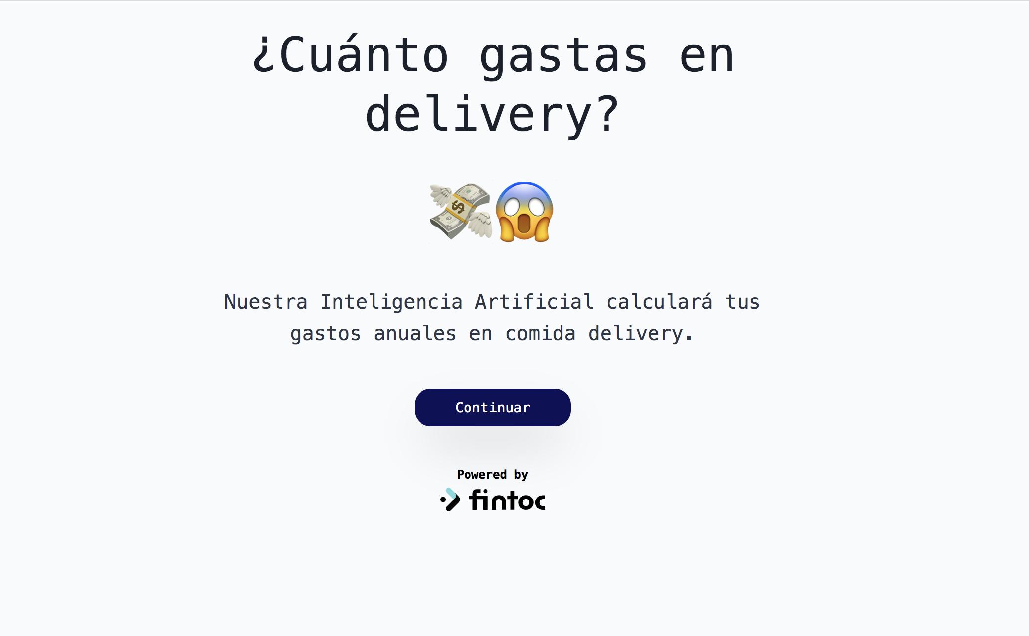 Mini-app: CuantoGasto