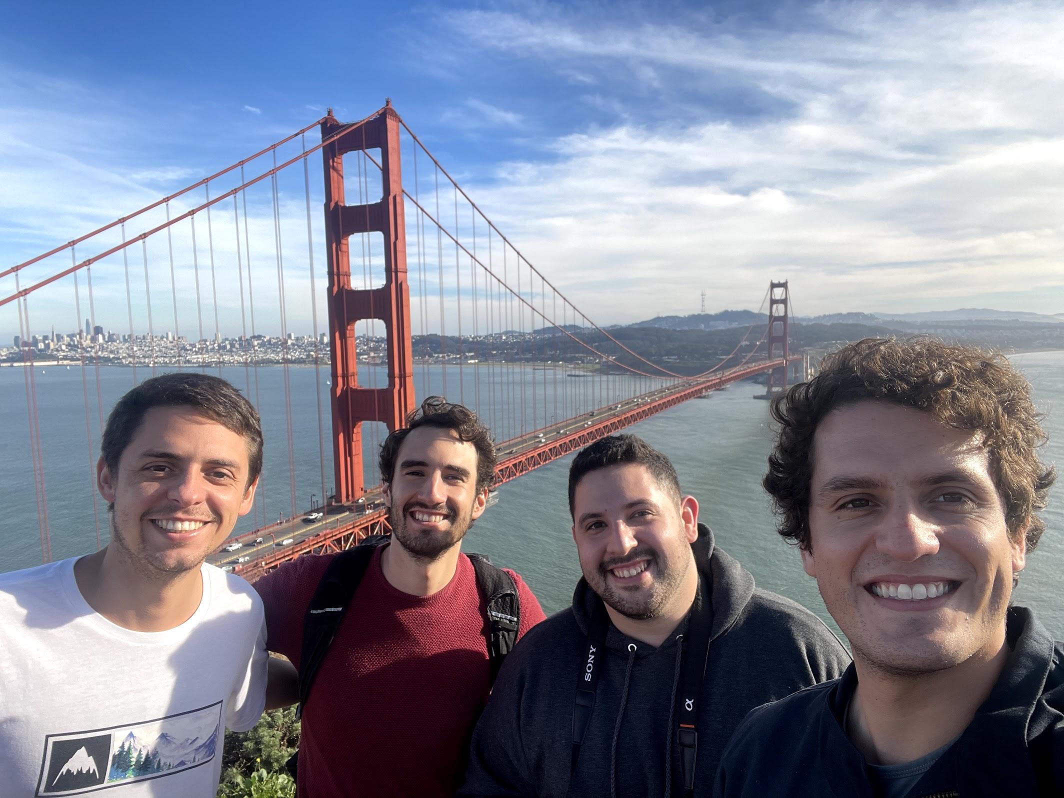 Hack trip en San Francisco
