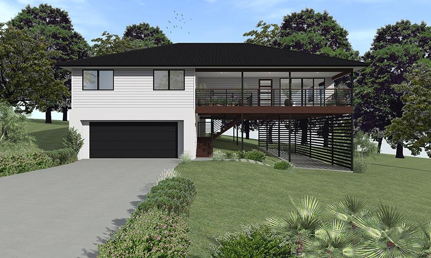 Brand New Seaview Home