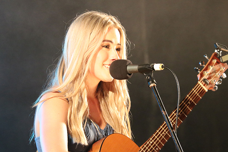 Catch Bella's Live Gig Before She Heads On Tour