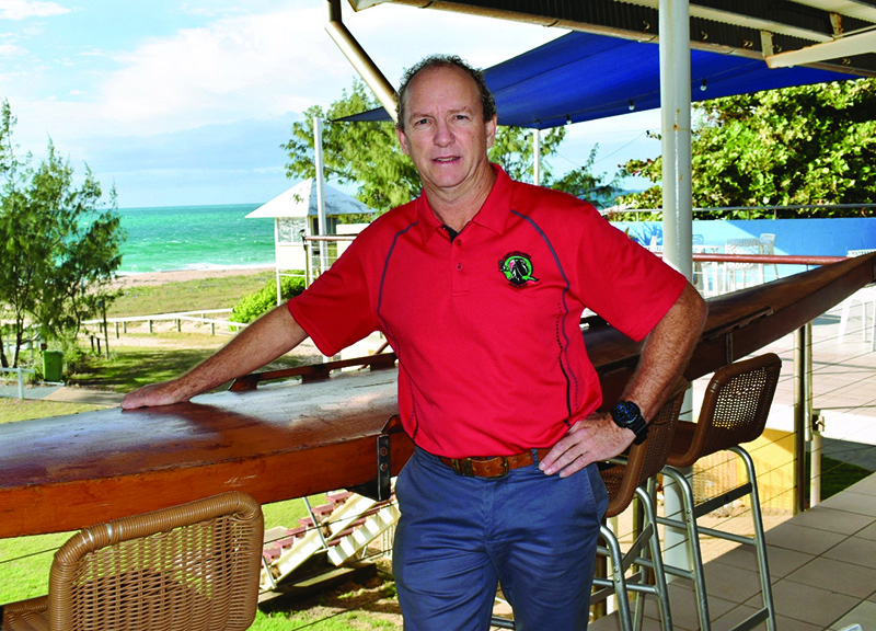 """""""Heartbreaking"""" – Mackay Surf Club Targeted By Thieves Twice In 12 Months"""