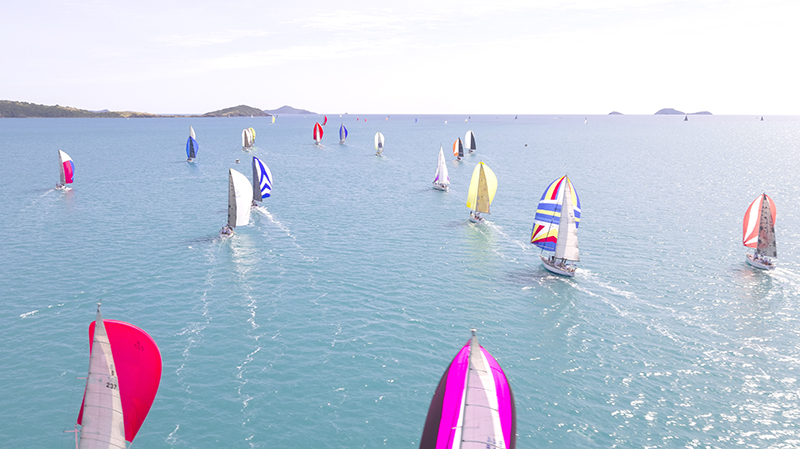 Southern Boaties Set Sail For Airlie Beach Race Week