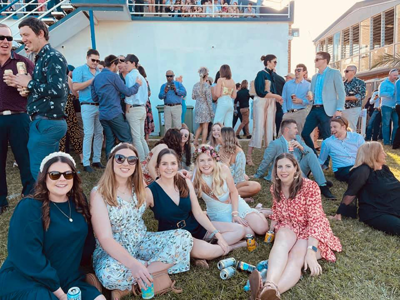 Frocks, Fillies and Fashions On The Field At Mackay Cup