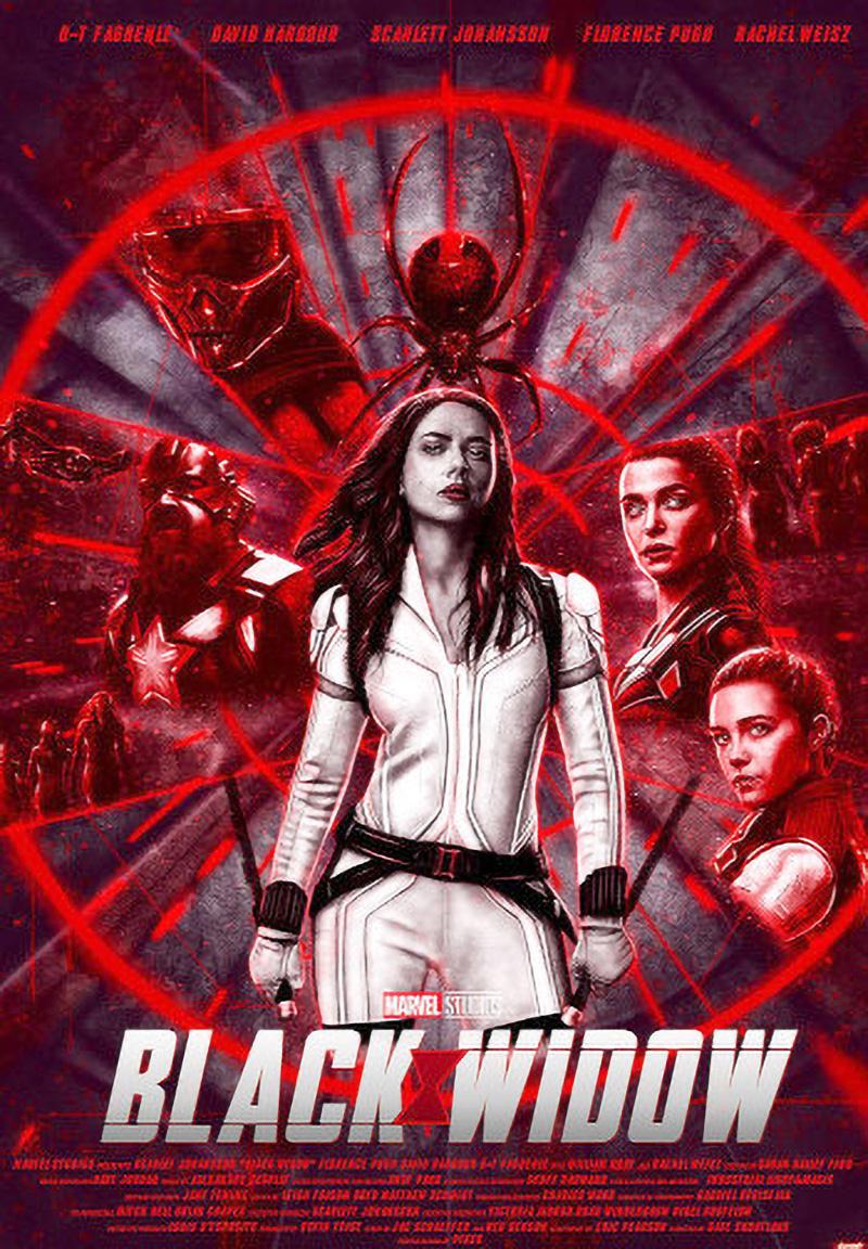 Movie Review: Black Widow (2021)