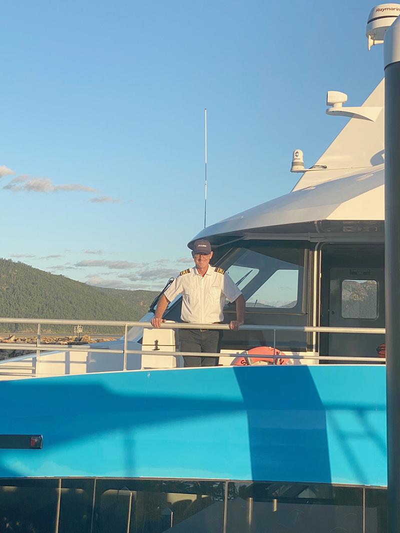 SeaLink Sets Sail To Airlie Beach Race Week