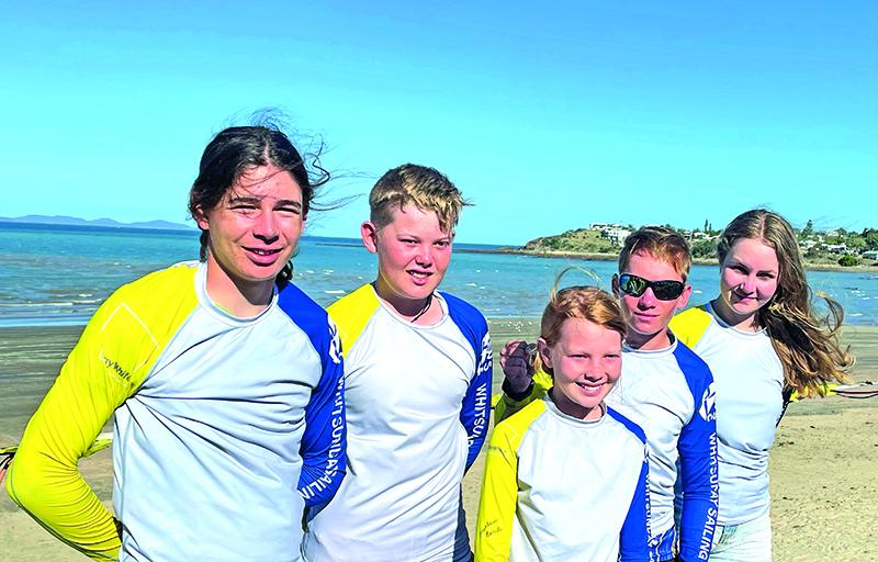 Youth Sailing Success