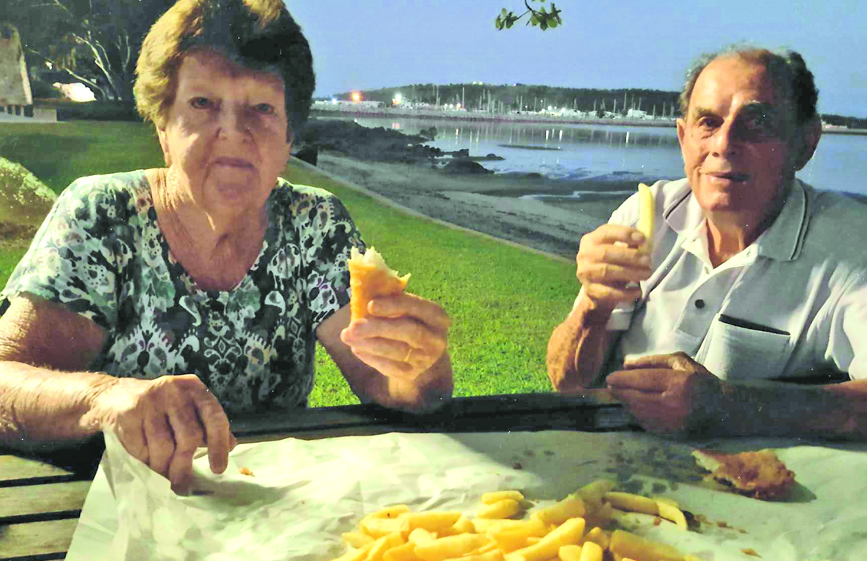Local Couple Celebrate 70th Wedding Anniversary