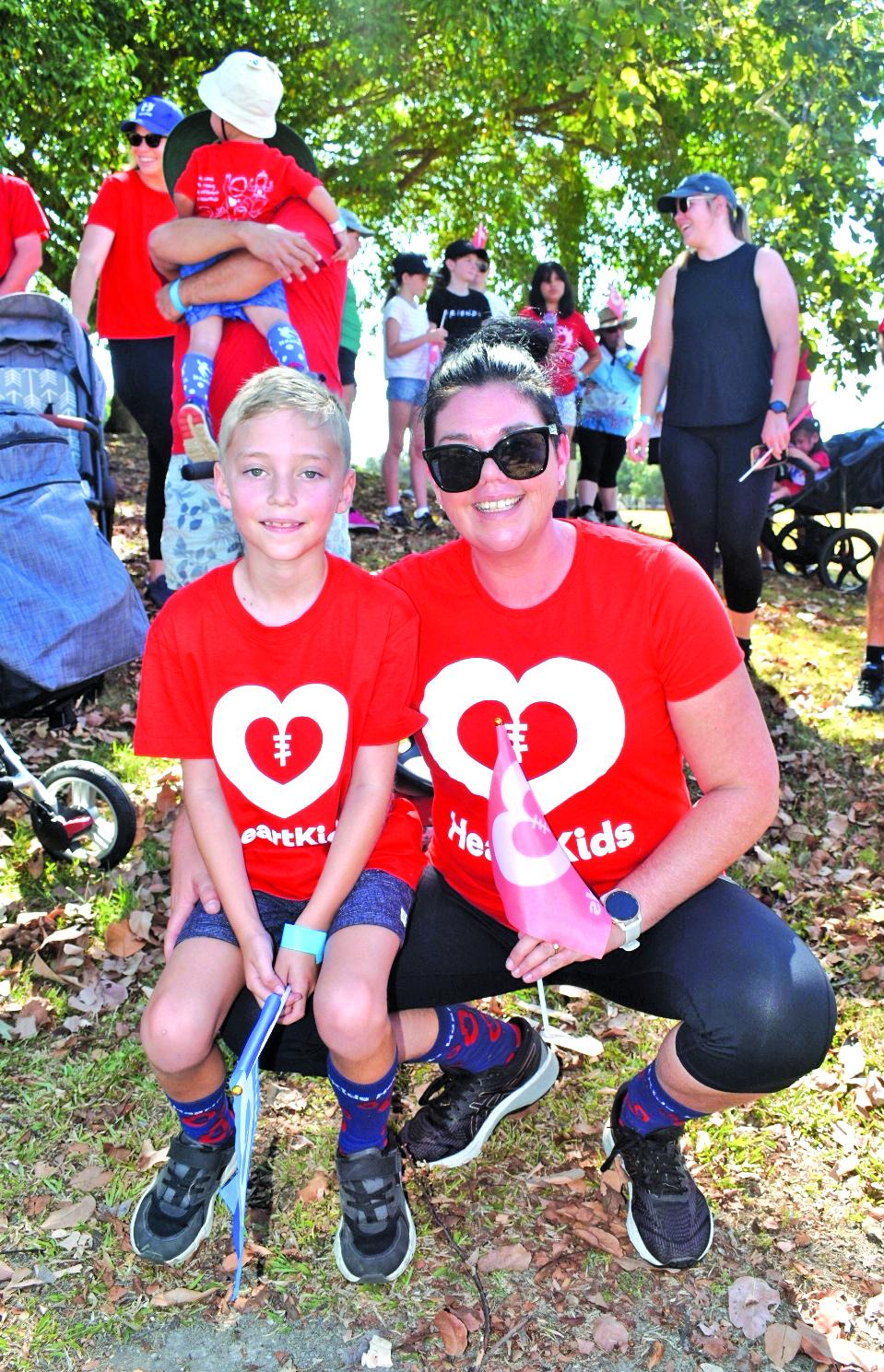 Charity Walk Gets Pulses Racing